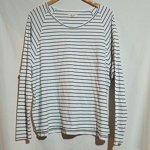 Madewell | Striped dolman long sleeve